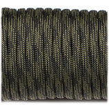 Paracord Typ 750 | 5mm, Black Forest