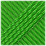 Paracord Typ 750   5mm, Neon Green
