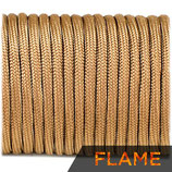 Fire Cord / Flame Cord Coyote Brown