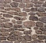 M 076 Piedra Caliza Marron  Höhe: 130 cm Breite: 285 cm 3,7m²
