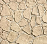M 082 Piedra Grande Ocre Höhe: 130 cm Breite: 285 cm 3,7m²