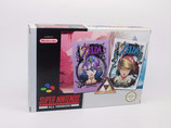 Legend of Zelda GODDES OF WINSDOM / PARALLEL WORLD SUPER NINTENDO SNES pal ntsc