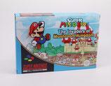 Super Mario Bros The invaders of Mushroom Kingdom SUPER NINTENDO SNES pal ntsc