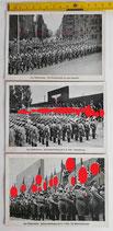 Set Postkarten - Reichsparteitag Gau Niederdonau