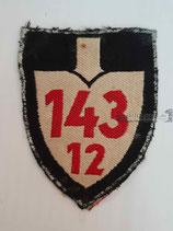 RAD Abteilung 12/143 - Brünnow XIV Halle-Merseburg