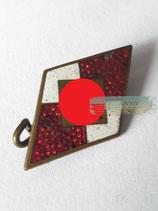 Mitgliedsabzeichen - HJ beschädigt