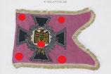 Miniatur - Regimentsstandarte