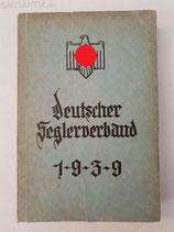 Jahrbuch - Deutscher Seglerverband 1939