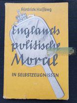 Buch - Englands politische Moral