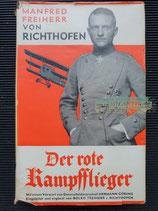 Buch - Der rote Kampfflieger