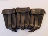 Patronentasche zum K98 - H.Kruse 1941