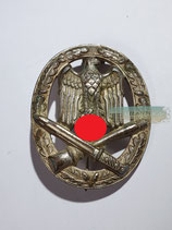 Allgemeines Sturmabzeichen - Silber Halbmondvariante