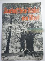 Heft - Die Mädelschaft Folge 6 Dezember 1936