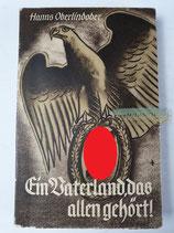 Buch - Ein Vaterland, das allen gehört
