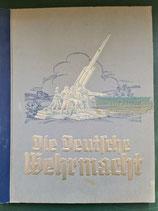 Sammelbilderalbum - Die Deutsche Wehrmacht