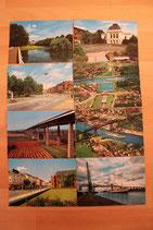 Postkarten - 8x Rendsburg ungelaufen