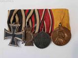 Preußen - 4er Ordensspange
