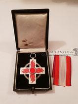 Feuerwehr Ehrenzeichen 2. Klasse im Etui 3. Reich (2)