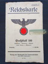 Karte - Reichskarte