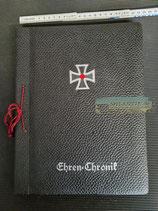 Fotoalbum - Ehrenchronik Wehrmacht