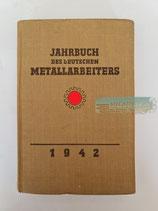 Jahrbuch - des deutschen Metallarbeiters 1942
