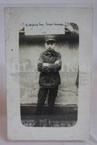Feldpostkarte - 13 jähriger Krieger