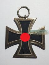 Eisernes Kreuz  2. Klasse - Ohne Herstellermarkierung Tragespuren