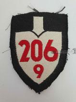 RAD Abteilung 9/206 - Bevertberg XX Westphalen-Süd