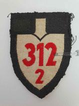 RAD Abteilung 2/312 - Süggerath XXXI Oberrhein