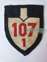 RAD Abteilung 1/107 - Niesky Kotzenau X Niederschlesien