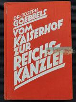 Buch - Vom Kaiserhof zur Reichskanzlei