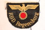 Ärmeladler - Reichsbahn RBD Regensburg