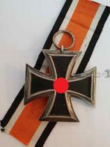 Eisernes Kreuz  2. Klasse mit frühen Bandabschnitt