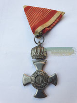 Österreich - Eisernes Verdienstkreuz 1916 mit Krone