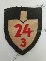 RAD Abteilung 3/24 - II Danzig-Westpreussen