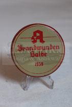 Brandwunden Salbe 1939