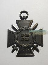 Ehrenkreuz für Frontkämpfer - W im Viereck