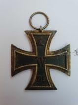 Eisernes Kreuz 2. Klasse 1914 - ohne Herstellermarkierung