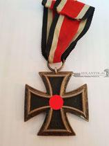 """Eisernes Kreuz  2. Klasse """"24"""" im Bandring"""