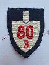 RAD Abteilung 3/80 - Holzhaus /Finsterwalde VIII Brandenburg-Ost