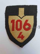 RAD Abteilung 4/106 - Lange Erlen X Niederschlesien