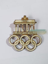 Brosche - Olympiade 1936 Berlin
