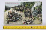 Feldpostkarte - Herzliche Ostergrüße