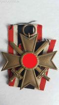 """Kriegsverdienstkreuz 2. Klasse """"107"""""""