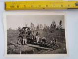 Foto - schwere Artillerie
