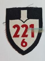 RAD Abteilung 6/221 - Homburg /Bezirk Kassel XXII Hessen-Nord