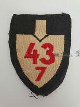 RAD Abteilung 7/43 - IV Pommern-Ost