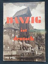 Buch - Danzig ist deutsch