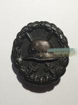 Verwundetenabzeichen - Schwarz 1914-18 getragen