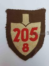 RAD Abteilung 8/205 - Ergste XX Westphalen-Süd